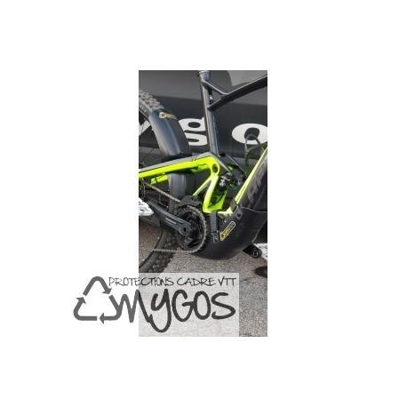 garde boue arrière pour Overvolt AM Shimano 2018