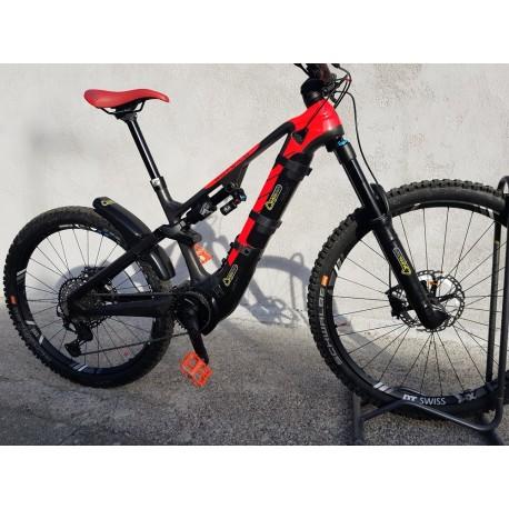 2020- carter pour Enduro RE 750 FS (Core, PRO, ULTRA )carbone , 29 P -EAP pour amortir les gros chocs -mousse +PE -montage avec