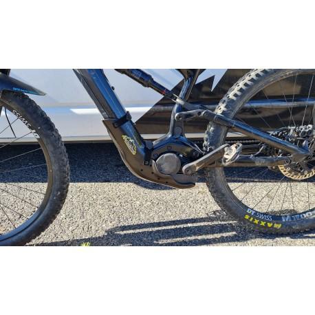 carter moteur pour Moterra Neocarbon 1, 2, 3+,moteur Bosch Performance Line CX, 29 p carbone 2021,montage avec 2 sangles , conc